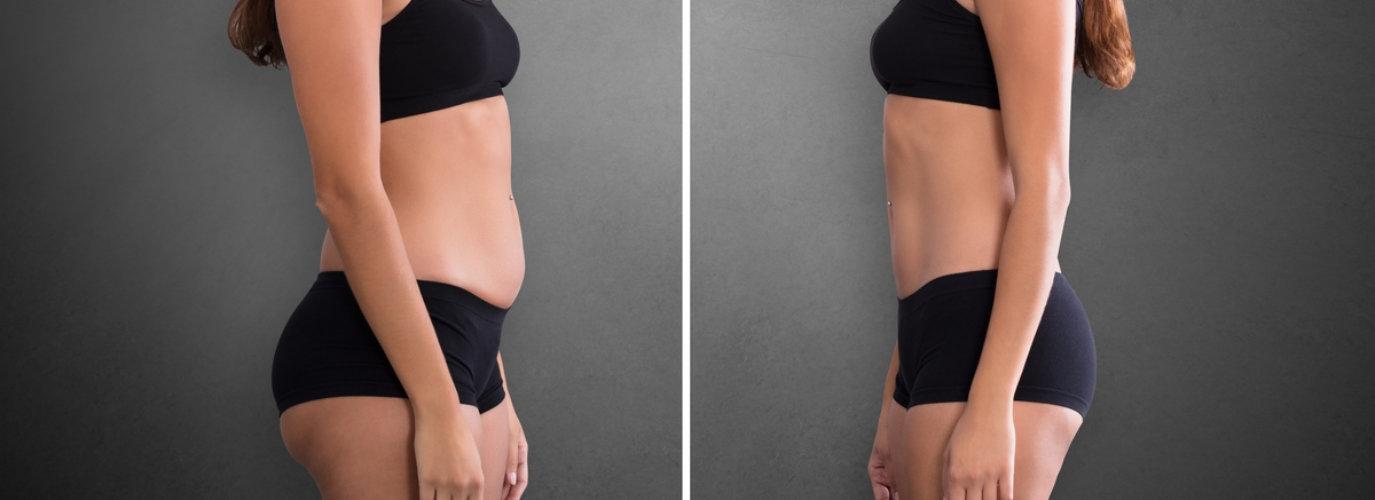 womans body